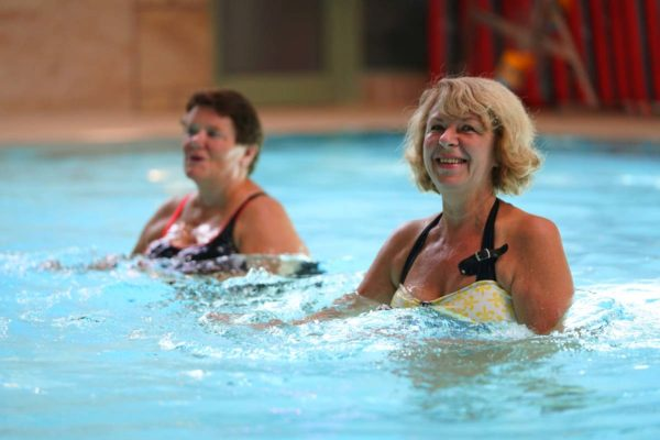 Wassergymnastik - Flex -
