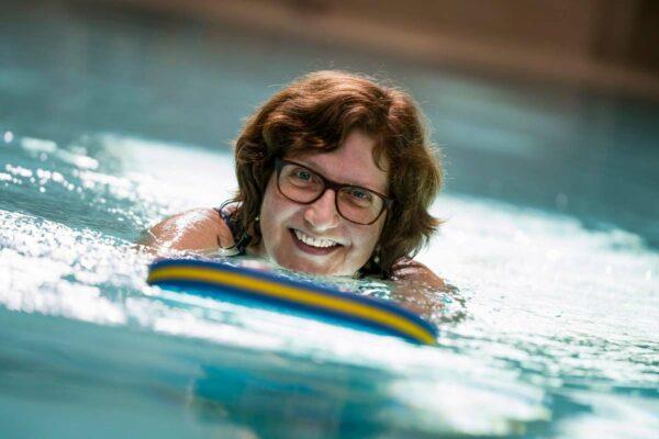 Grundkurs Schwimmen